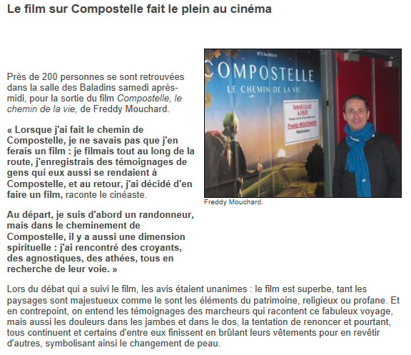 Article Perros Guirec Ouest France 09042015